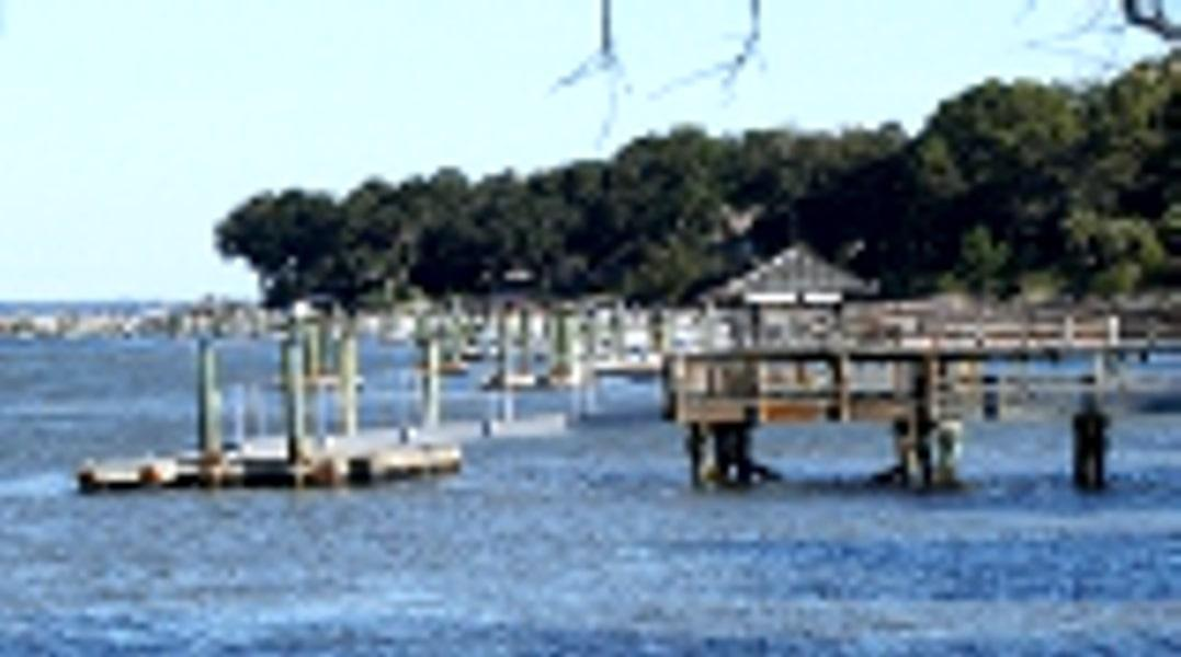 boating in colleton river, bluffton, sc