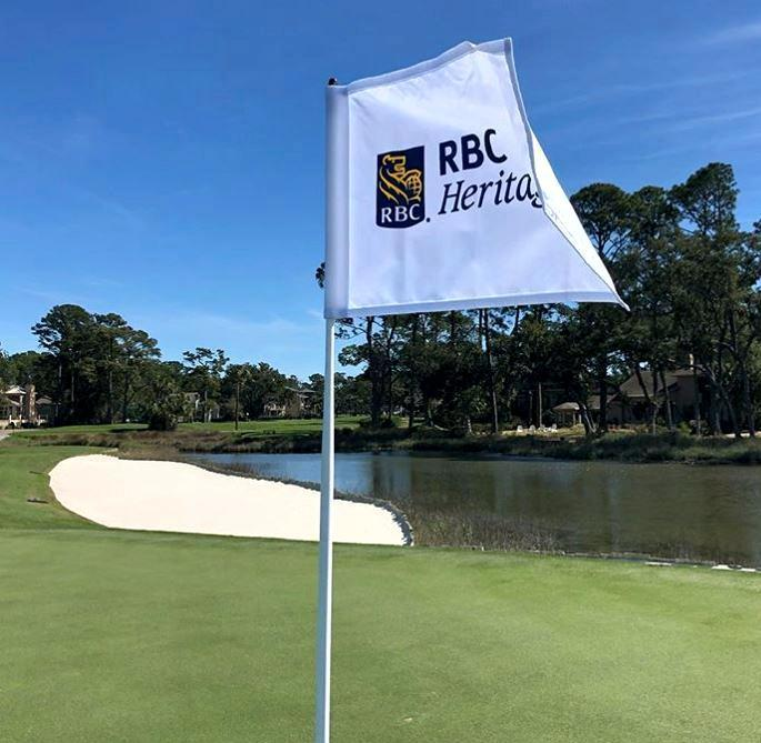 heritage classic at harbour town golf links, hilton head, sc