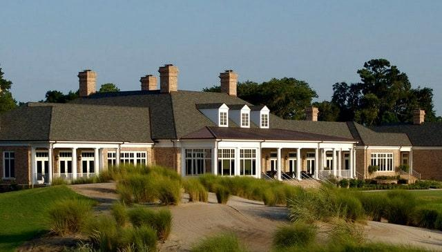 Jack Nicklaus clubhouse in colleton river, bluffton, sc