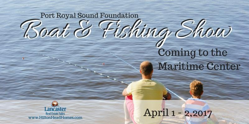 port royal sound foundation boat & fishing show