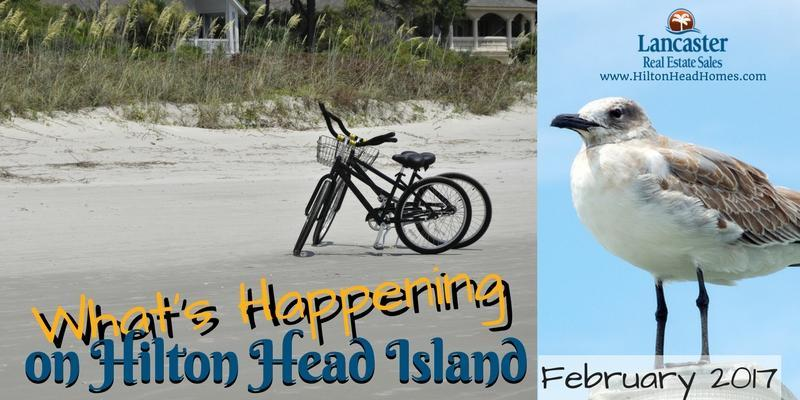what's happening on hilton head island, february 2017
